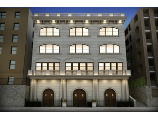 Absolutely Stunning Brand New Construction Townhome Modeled with Historic Charm and Infused with Modern Day Luxury